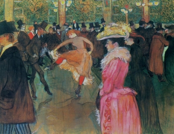 Toulouse Lautrec Still Intrigues Art Lovers Today