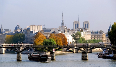 Beautiful Bridges of Paris
